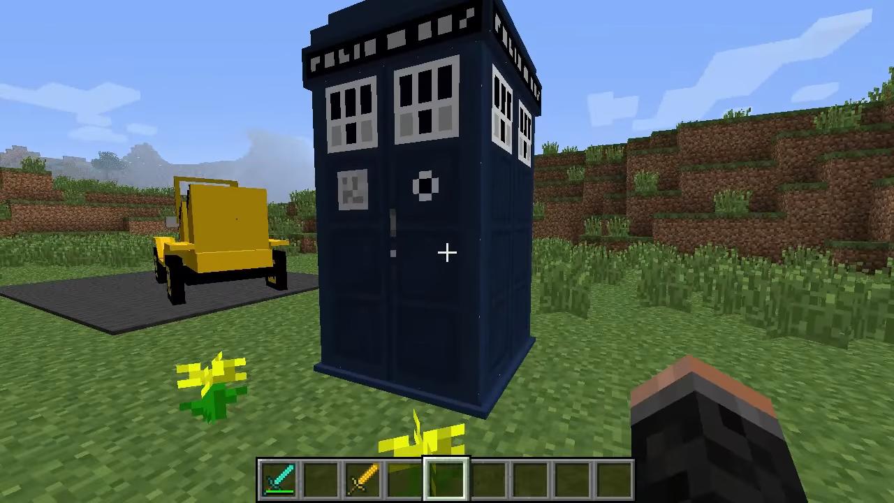 Мод «The Dalek» - скриншот 2