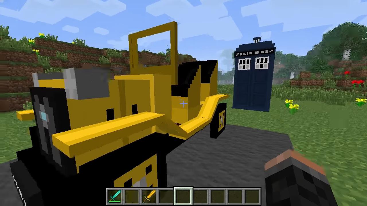 Мод «The Dalek» - скриншот 4