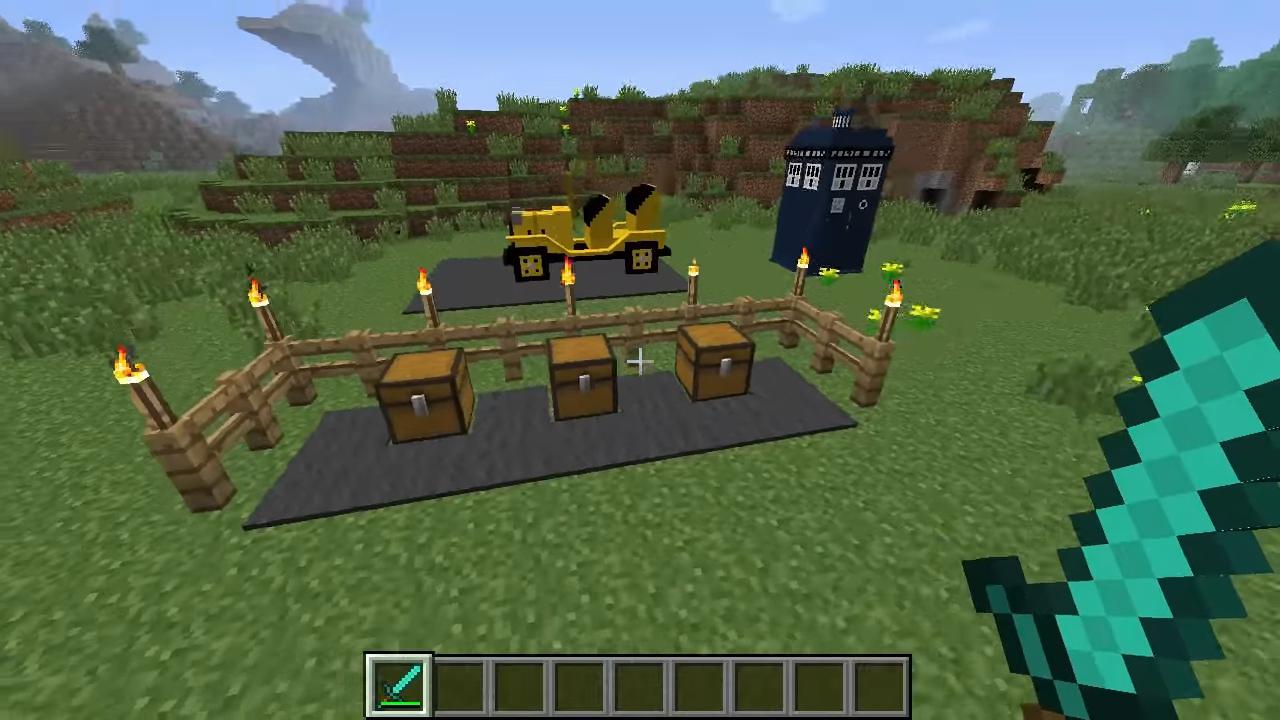 Мод «The Dalek» - скриншот 12
