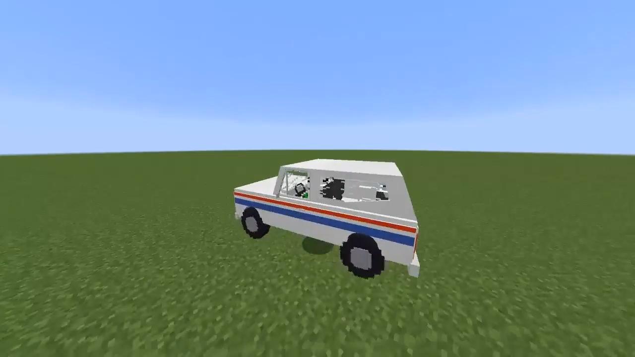 Мод Transport Simulator (Симулятор транспорта) - скриншот 5