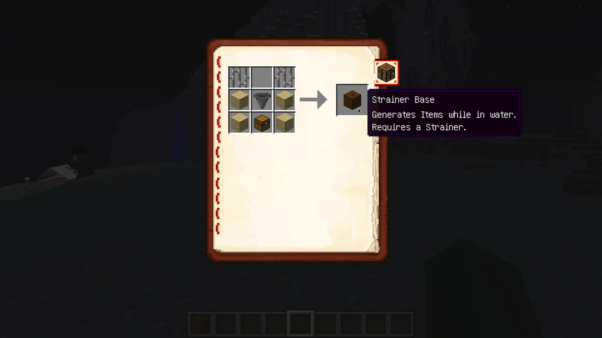 Мод «Water Strainer» (Фильтры для воды) дляМайнкрафт - скриншот 6