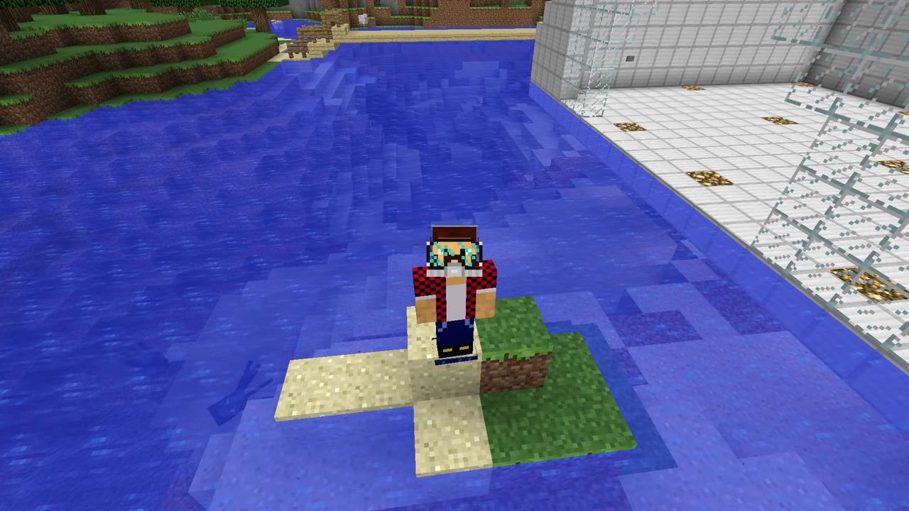 Мод Deep Sea Expansion (Ласты, маска) - скриншот 1