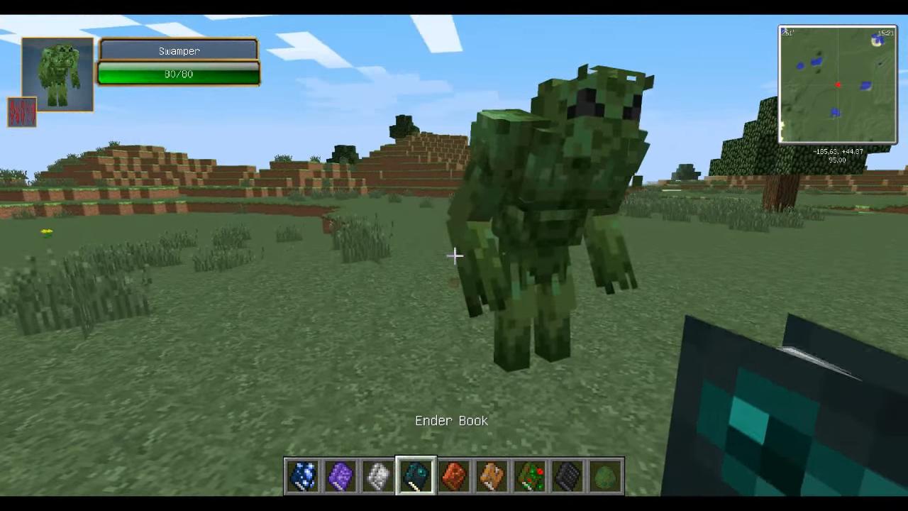 Мод «Grimoire of Gaia 3» (Мифические существа) - скриншот 1