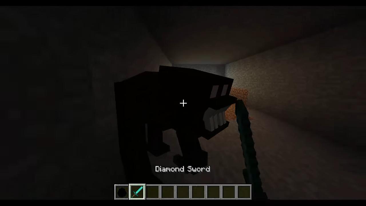 Мод Grue (Ночной монстр) - скриншот 3