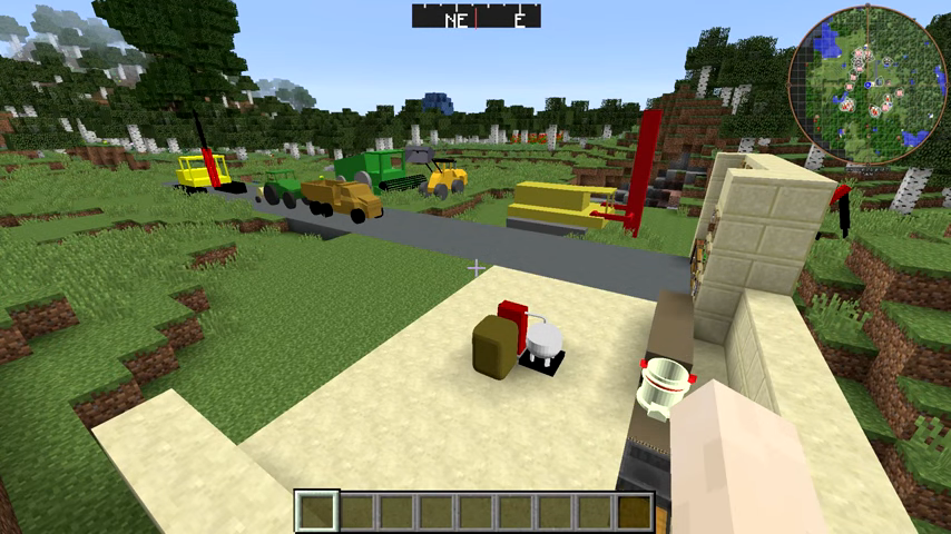 Мод Heavy Machinery (Тяжелая техника) дляМайнкрафт - скриншот 7