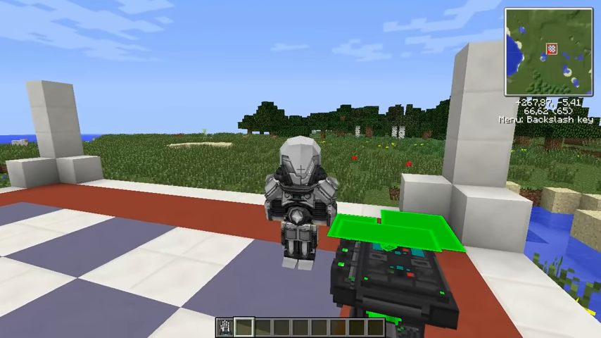 Мод «Modular Powersuits» (Модульная броня) - скриншот 8