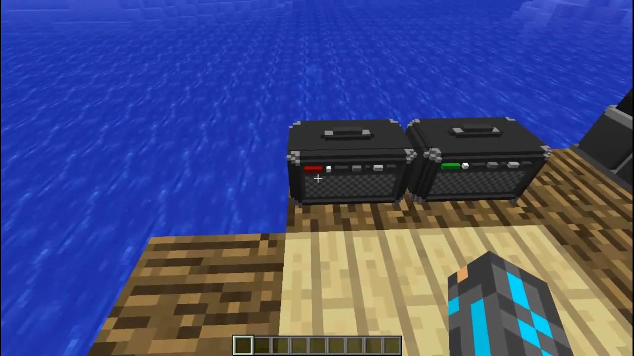 Мод MusicCraft (Музыкальные инструменты) - скриншот 5