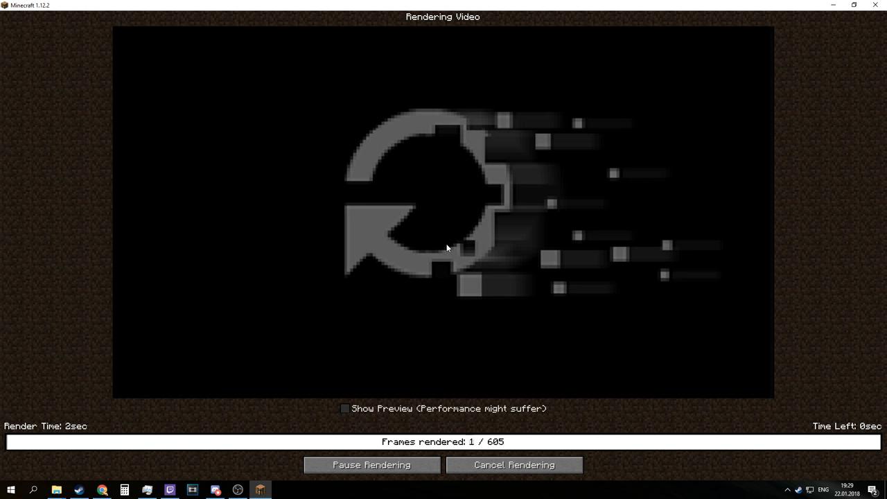 Мод «ReplayMod» (для сьемок видео) на Майнкрафт1.12.2/1.7.10 - скриншот 2