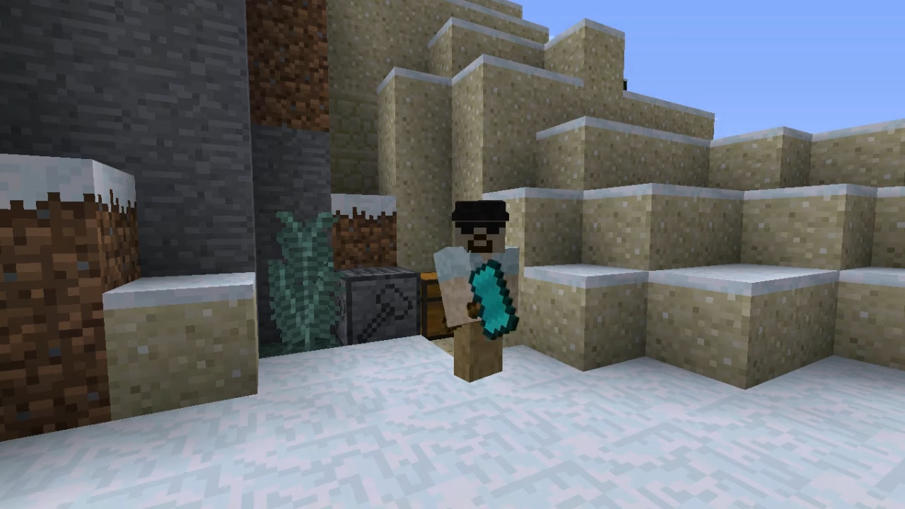 Мод Sparks Hammers (Разрушающие молоты) - скриншот 1