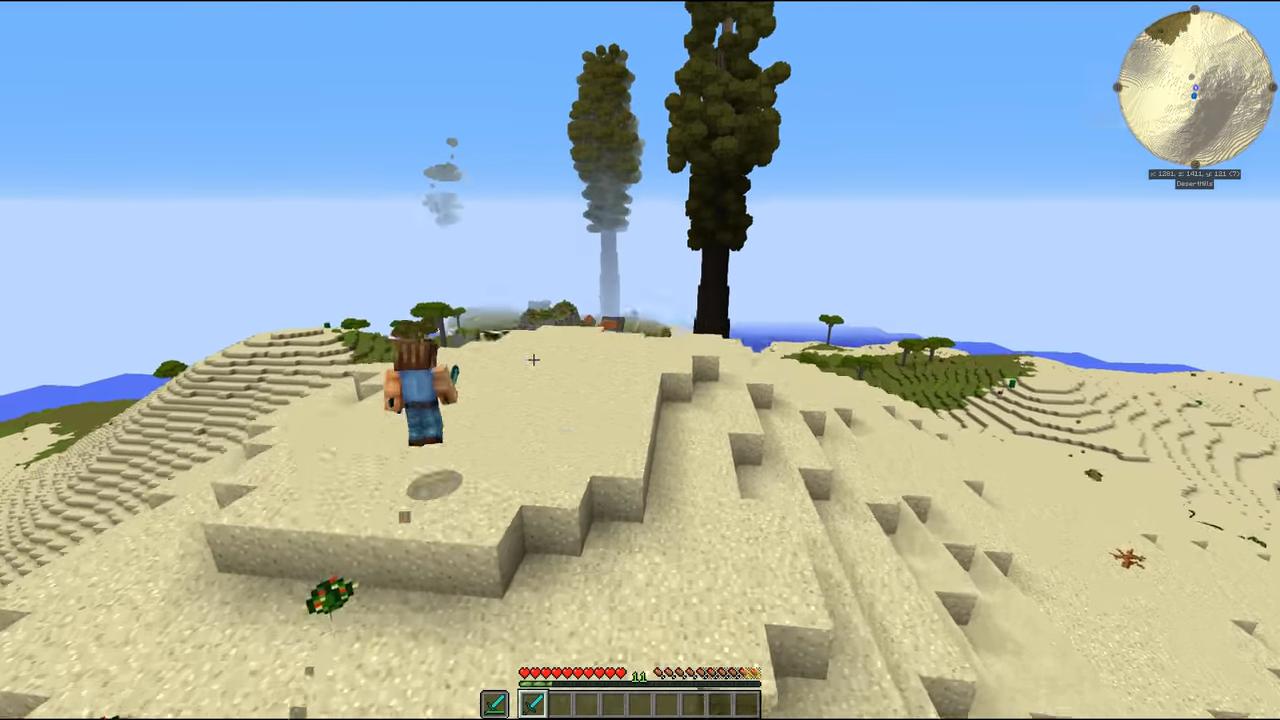 Мод StepUp (Автопрыжок) - скриншот 1