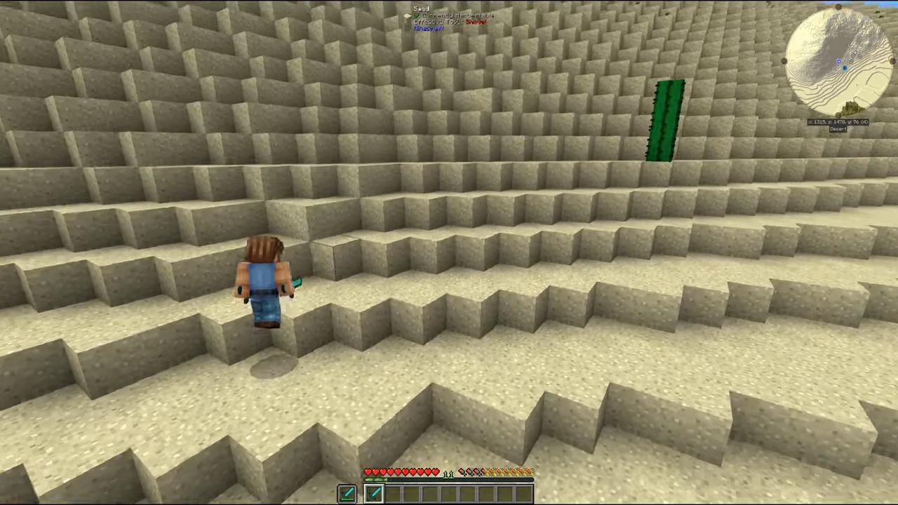 Мод StepUp (Автопрыжок) - скриншот 4