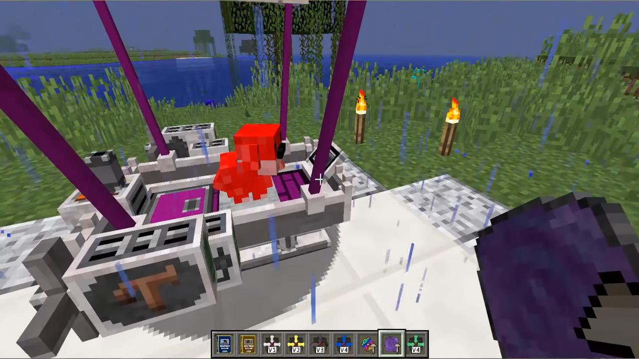Мод Viescraft (Дирижабли) - скриншот 3