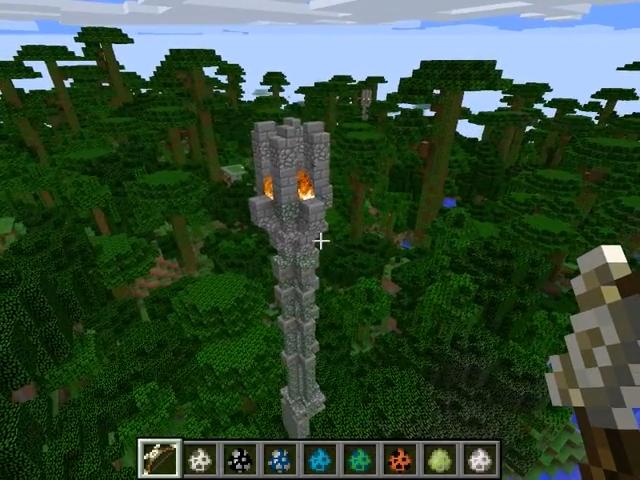 Мод «Welcome to the Jungle» - скриншот 5