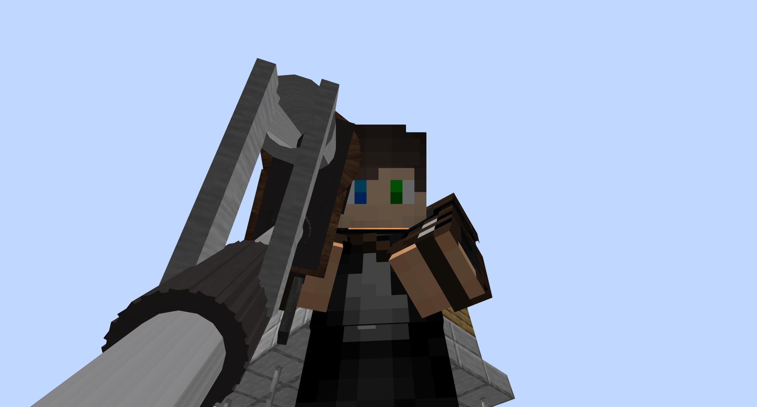 Мод «Atomic Explosions» (Взрывчатка и оружие) - скриншот 3
