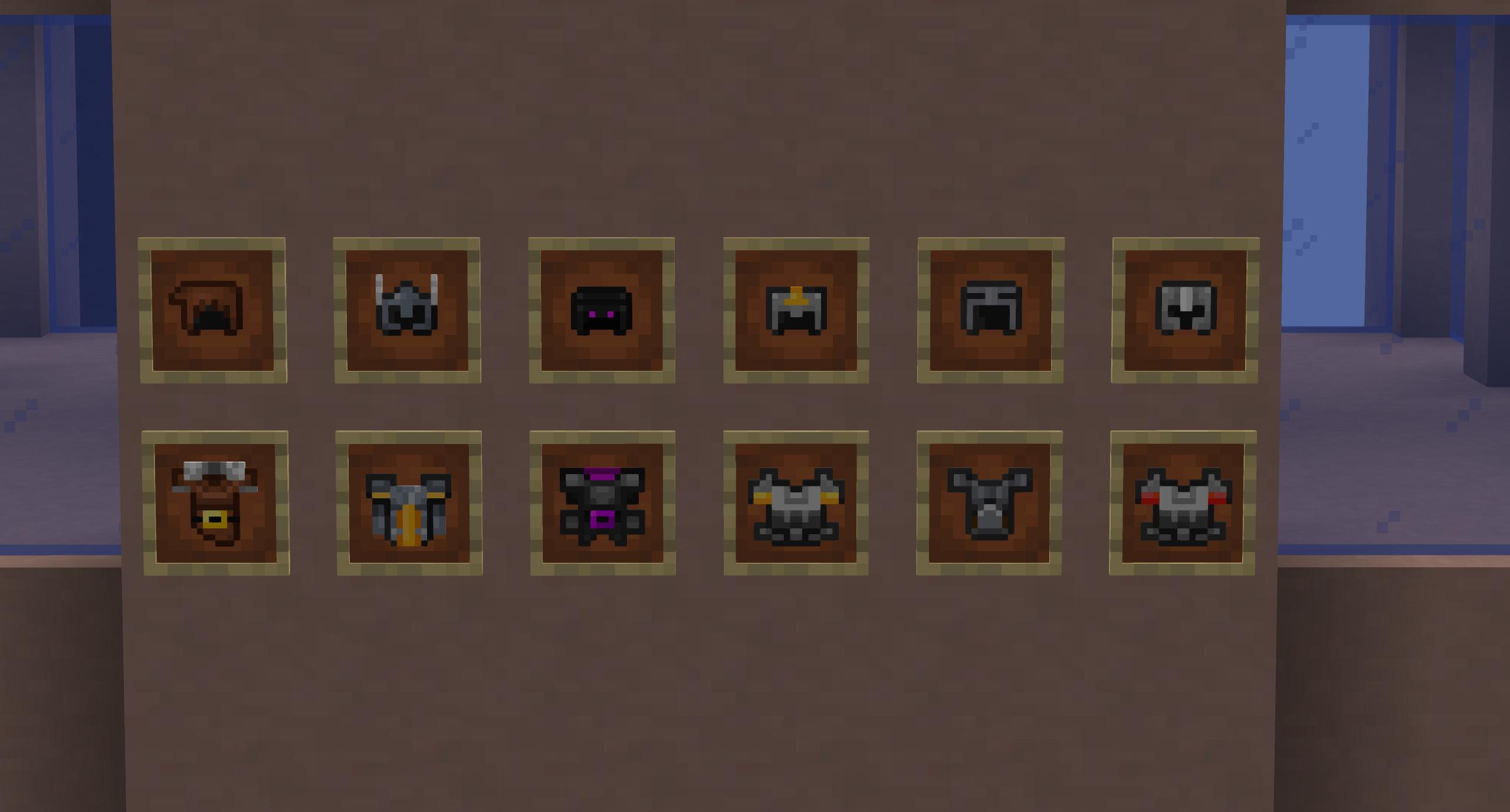 Мод «Dungeons Gear» (Оружие, доспехи) - скриншот 8