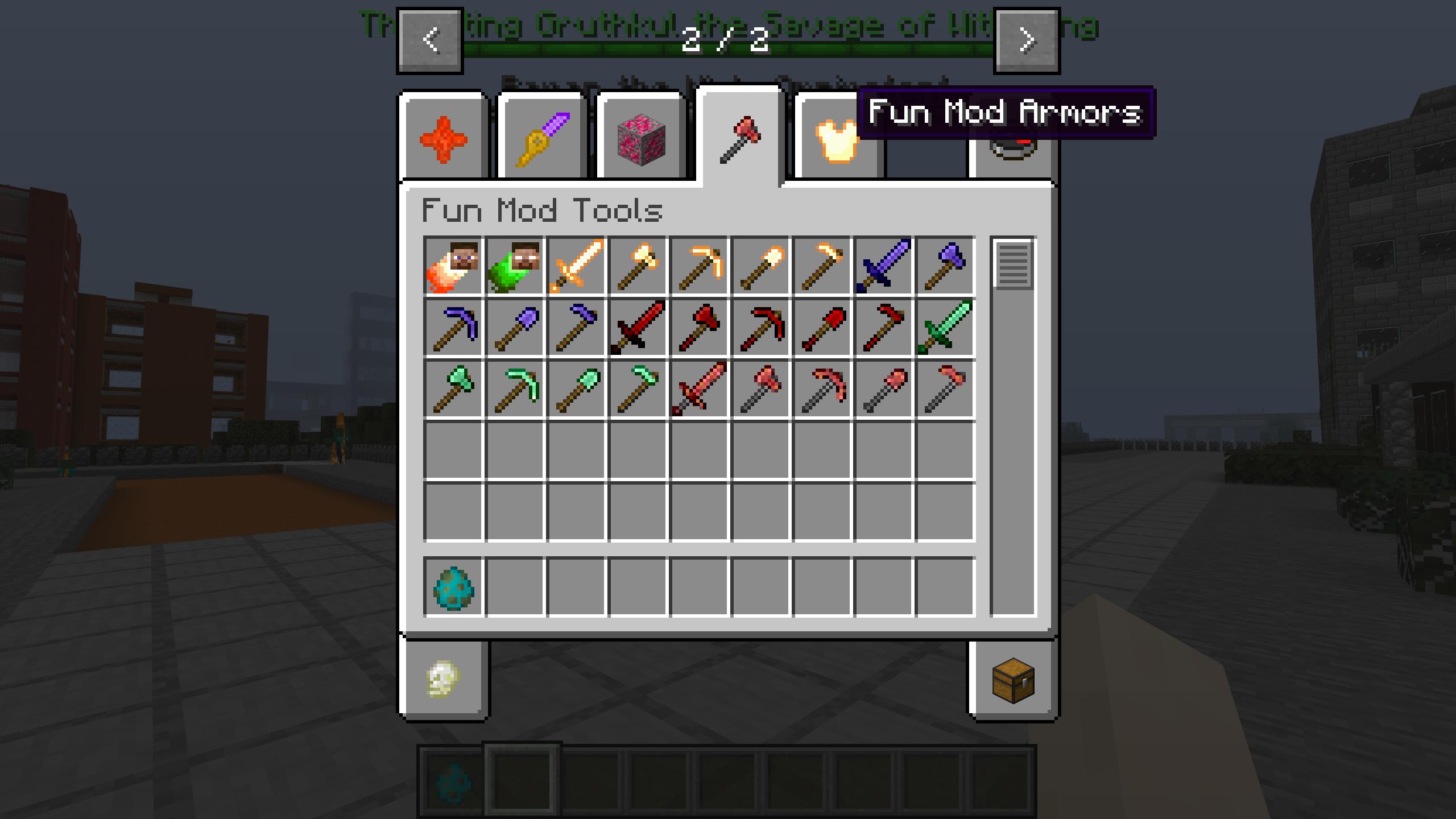 Мод «FunItems» (Невероятное оружие ине только) - скриншот 12