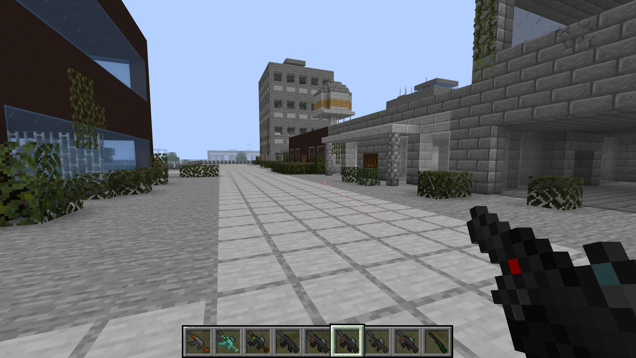 Мод «Gun Customization: Infinity» (Оружие с прицелом) - скриншот 5