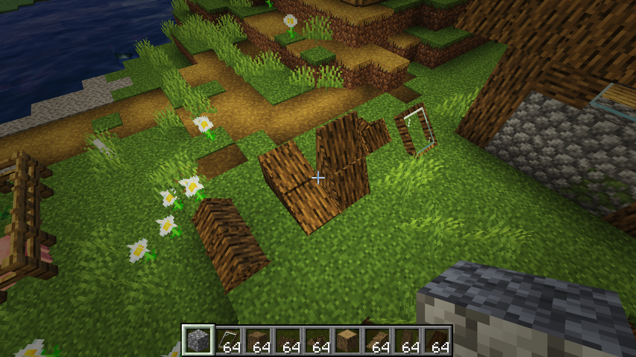 Мод на крышу «Macaw's Roofs» - скриншот 2