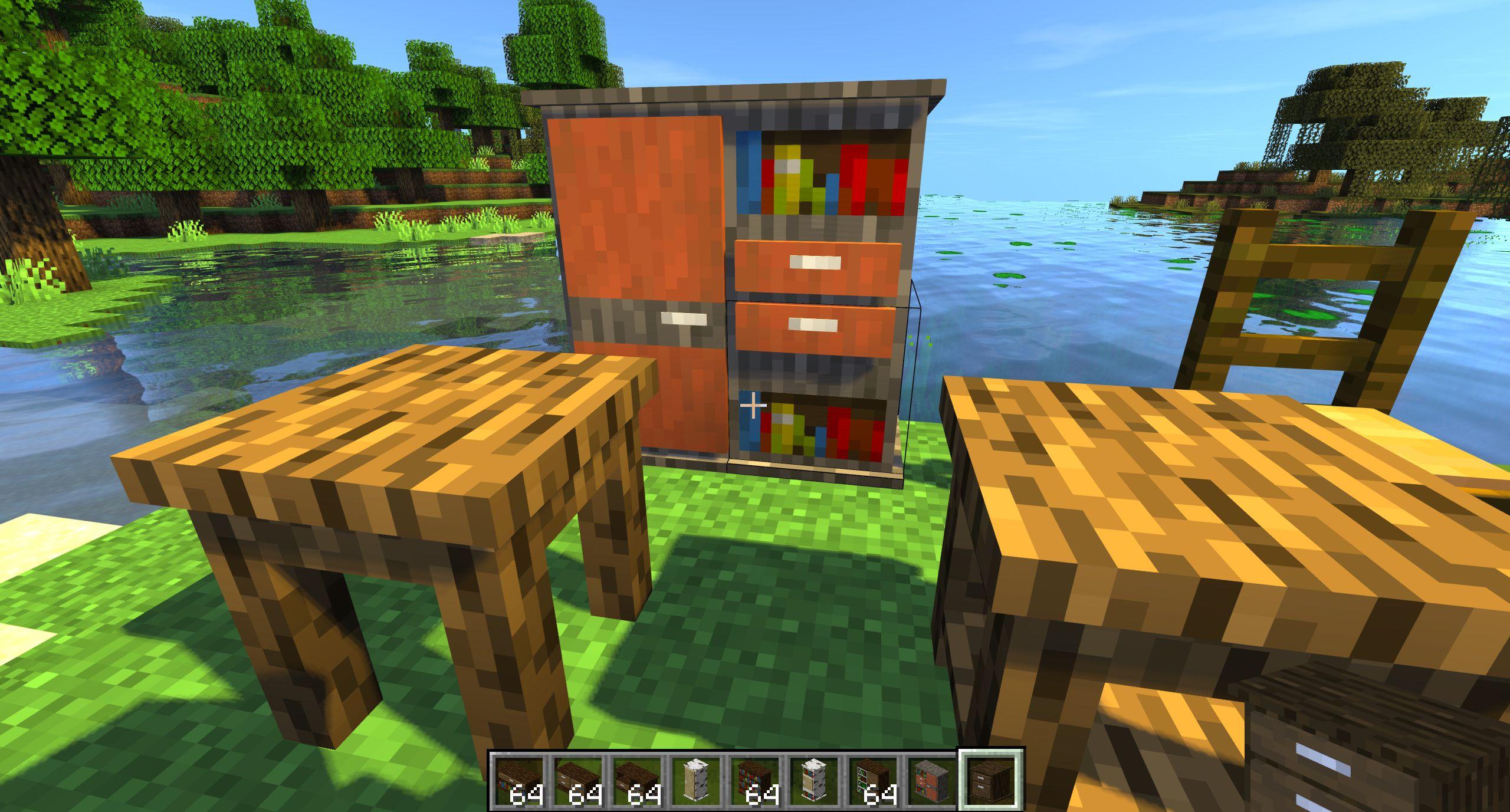 Мод на мебель «Macaw's Furniture» - скриншот 6