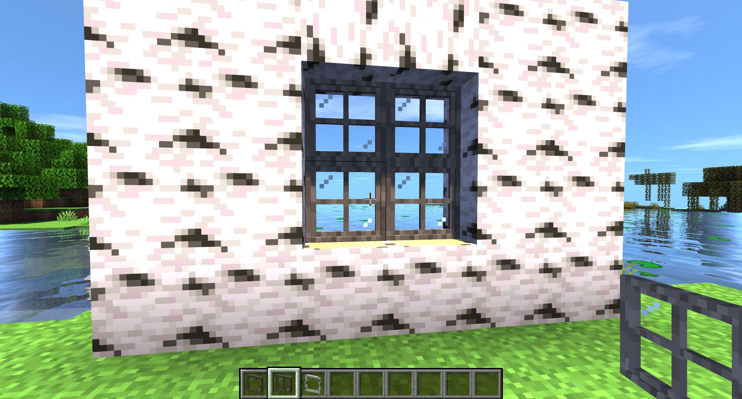 Мод на окна «Macaw's Windows» - скриншот 4