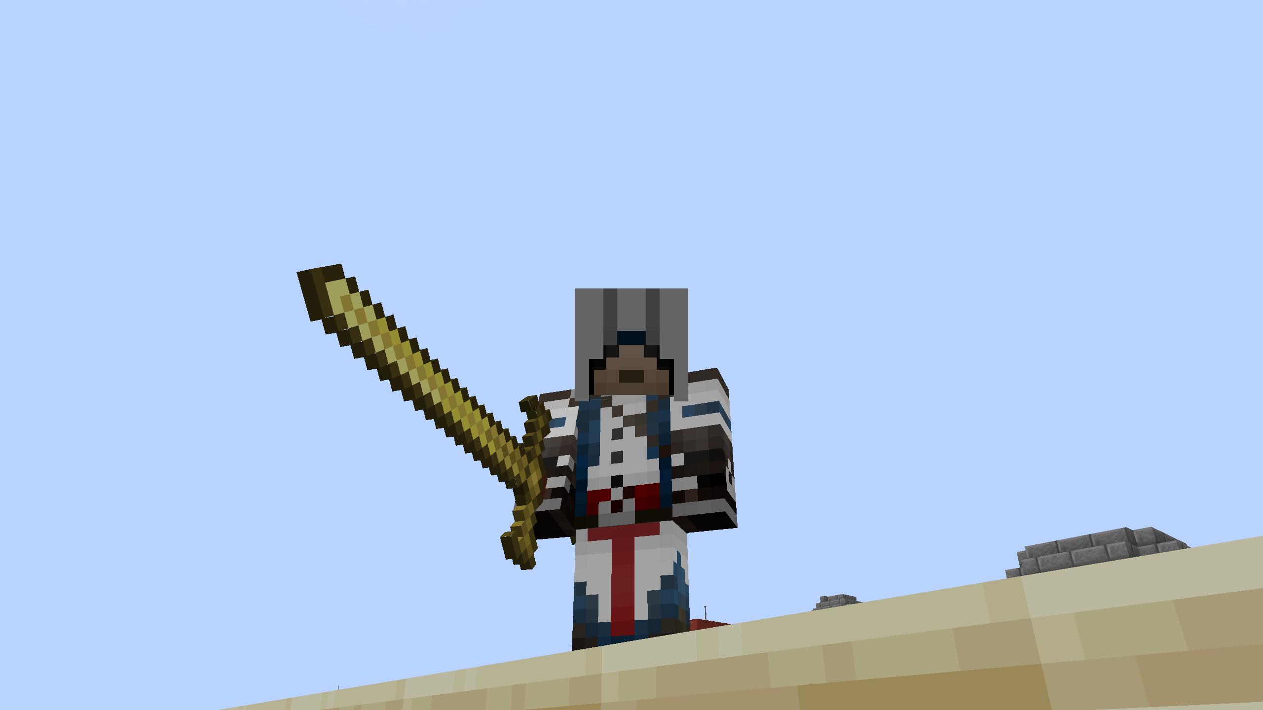 Мод «Spartan Weaponry» (Спартанское оружие) - скриншот 1