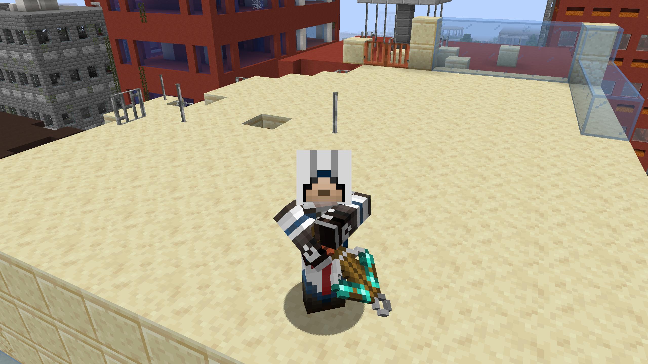 Мод «Spartan Weaponry» (Спартанское оружие) - скриншот 5