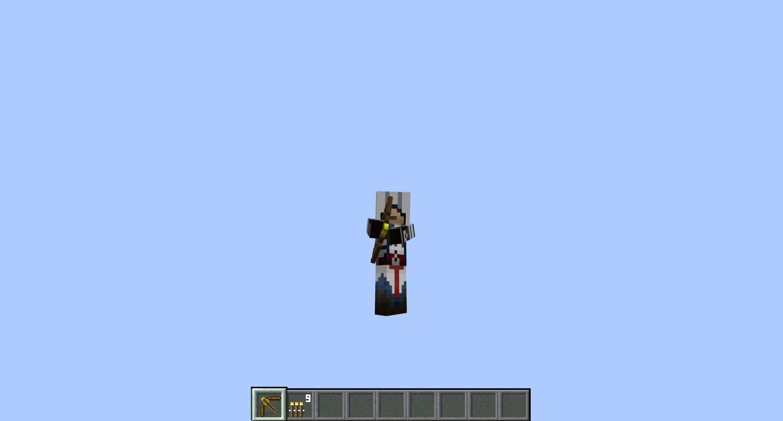Мод «TorchBow» (Факельный лук) - скриншот 4