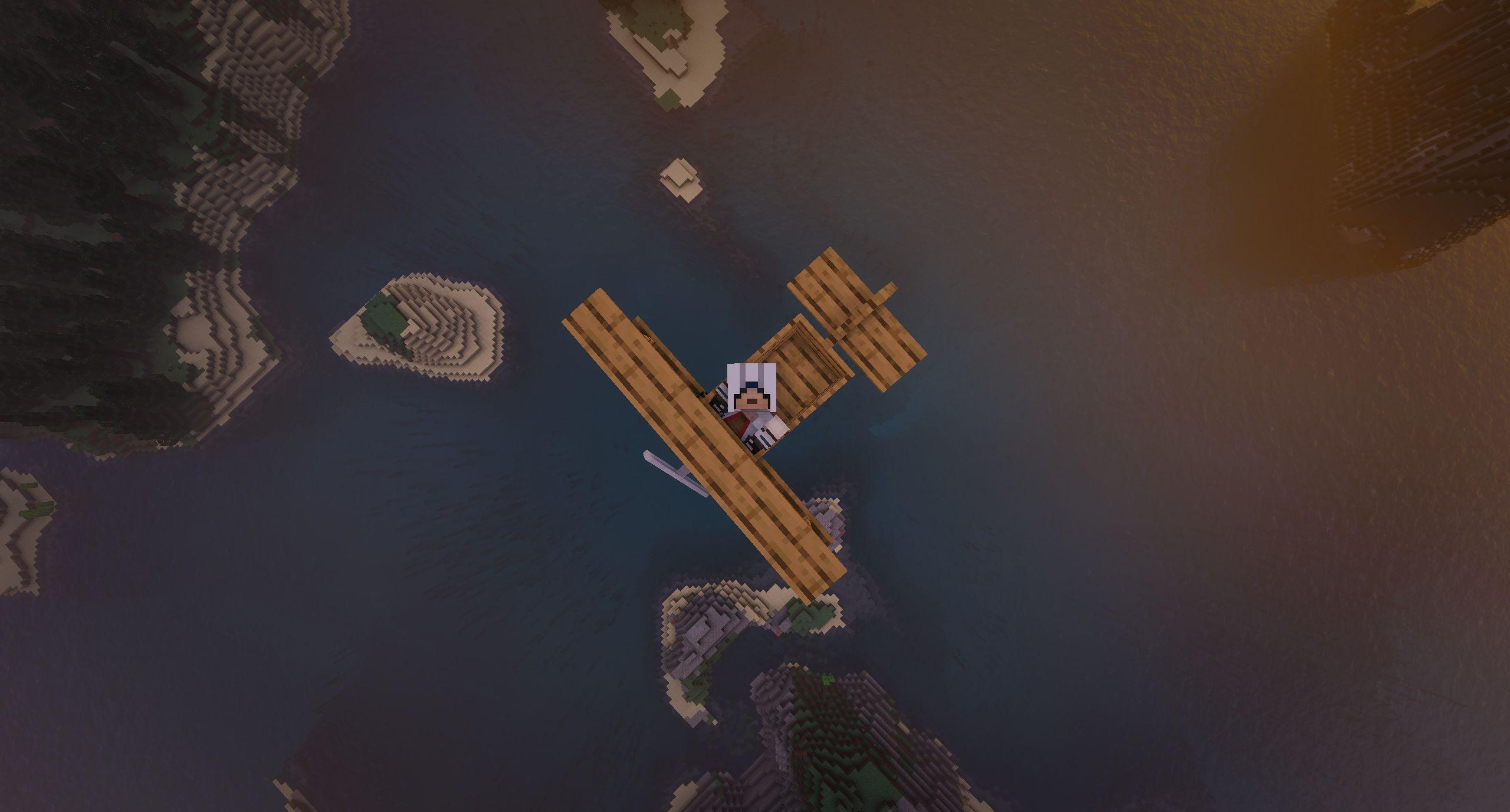 Мод на простой самолёт и вертолёт «Simple Planes» - скриншот 6